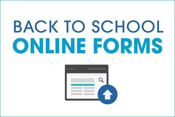 Back to School Forms