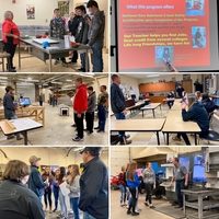 MHS Sophomores Tour the Ohio Valley CTC
