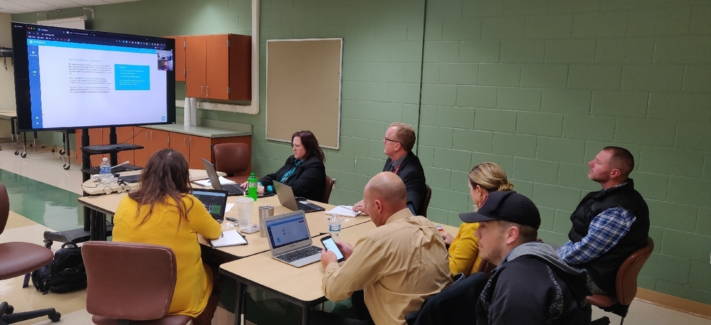 District/Building Administrators learning Apptegy
