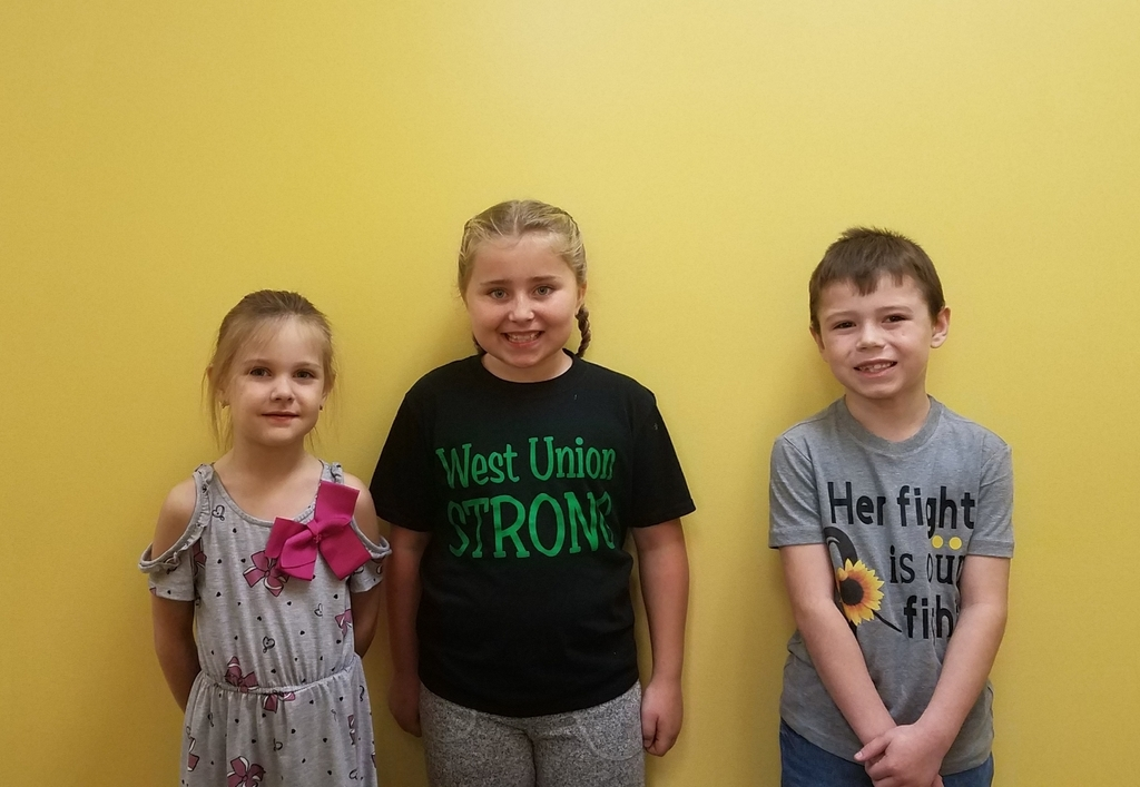 Top 3 Jumprope for Heart Fundraiser Winners