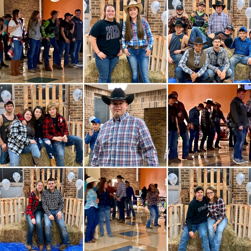 Scenes from the 2019 CTC Hoedown Dance