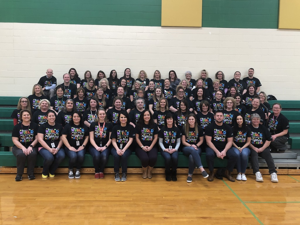 WUE Staff believe in kindness!