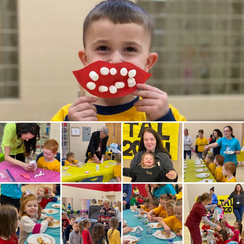 "Scenes from ECE ""Dental Day 2020""!"