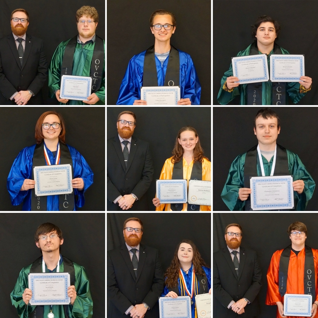 2020 OVCTC Senior Completion Ceremony - Information Systems Technology