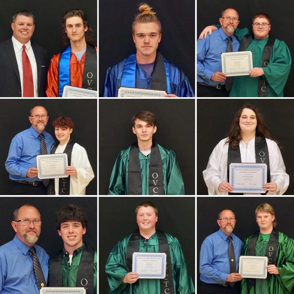 2020 Senior Recognition Program - CNC Machining & Ag Mechanics