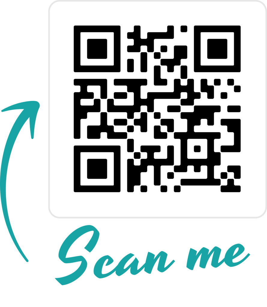 QR Code for School Counselor Social Media